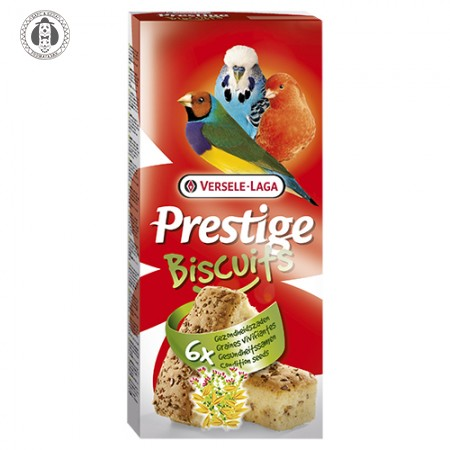 Biscuit Bird Conditionseed 6 pieces 70G- КЕКСЧЕТА СЪС СЕМЕНА ЗА ПТИЦИ