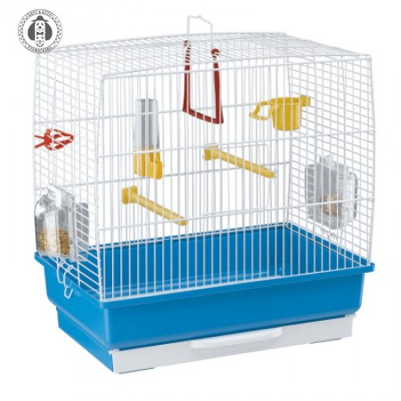 CAGE REKORD 2 WHITE -КЛЕТКА ЗА ПТИЦИ